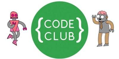 Code Club presents Scratch Term 3 2019