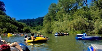 IG Living Room Presents: A Russian River Float Adventure