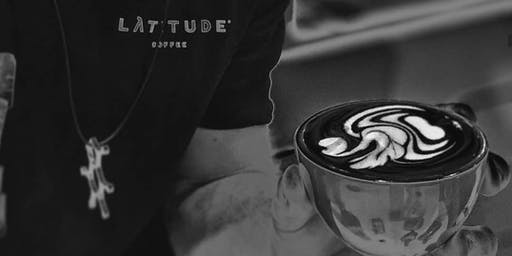 Latitude Coffee's 1st Latte Art Throwdown!!!