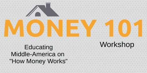 MONEY 101 - Oklahoma City with Exec. V.P. JACK WALDRON!!