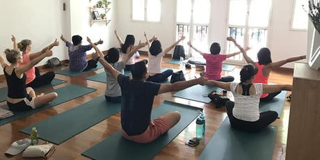 Kundalini Yoga & Meditation Weekly Class (Farrer Park) tickets