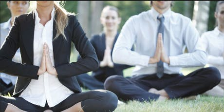 FREE Manage Stress in Business: Mindfulness, Nutrition, Meditation, & NeuroScience tickets