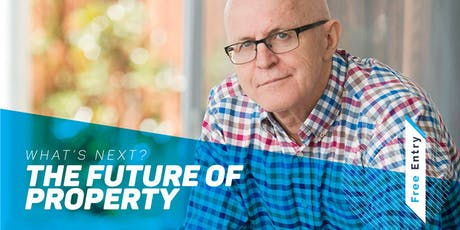 The Future of Property with Terry Ryder tickets