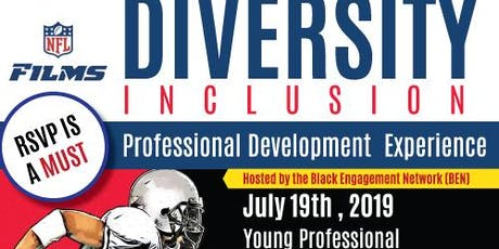 Diversity Inclusion :  Young Professional Day  tickets