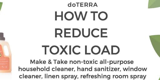 Free Community Event: Essential Oils workshop - doTERRA How to Reduce Toxic Load with Holistic Health Coach, Tracy Leventhal