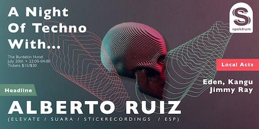 Spektrum Pres. Alberto Ruiz (Suara/Esp)