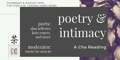 Poetry & Intimacy