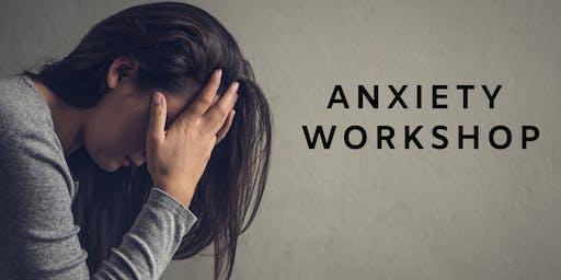Anxiety, Depression, and Sleep Workshop