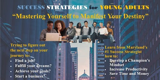 Success Strategies for Young Adults
