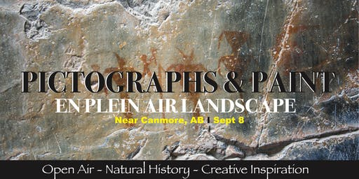Pictographs & Paint:  En Plein Air