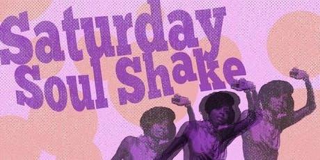 Soul Shake w/ DJs Texas Spinbyrd & Little Red @ miniBar tickets