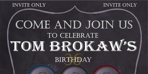 Brokaw Field Day Birthday BBQ (Invite Only)