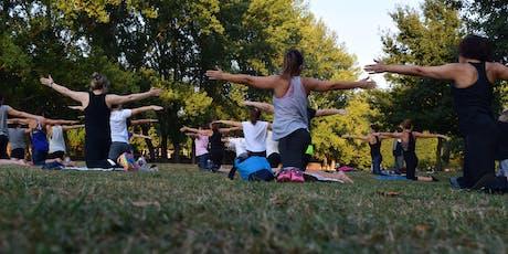 Community Yoga tickets