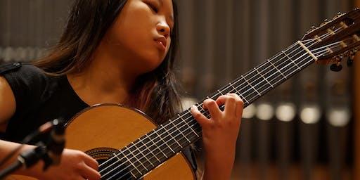 Conservatorium Guitar Student Showcase Concert
