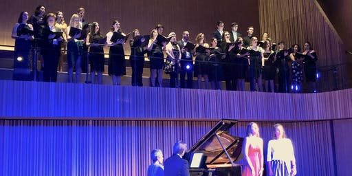 The Ecstasy and The Agony: A Night of Oratorio