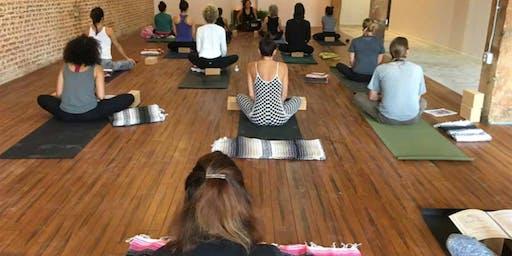 Jivamukti Open Level Yoga