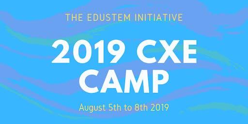 EduSTEM CxE Girls Camp 2019