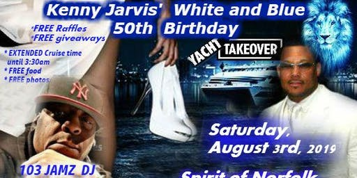 A 50th Birthday Celebration for Kenny Jarvis