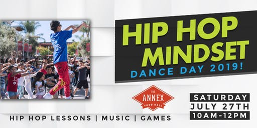 Hip Hop Mindset Dance Day 2019