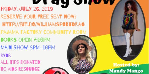 Williamsport Pride Drag Show