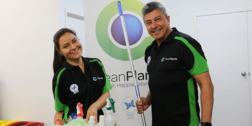 Palmerston North - Commercial cleaning franchise workshop
