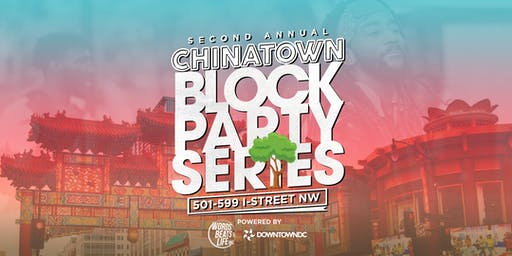 Chinatown Park Block Party