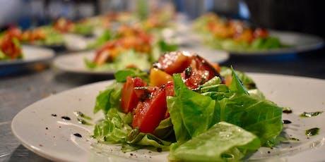 Kitchen Class: Summer Salads & Dressings tickets