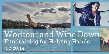 Workout and Wine Down tickets