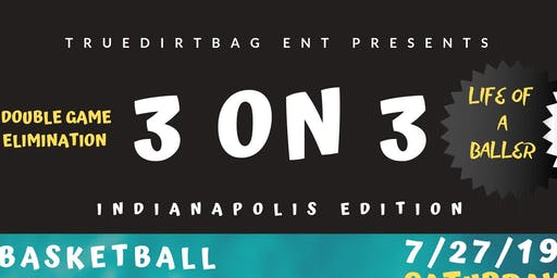 TrueDirtBag 3on3 B-Ball Tournament After Party