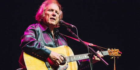 Don McLean and Haddon Cord Live @ The Rose - Pasadena  tickets
