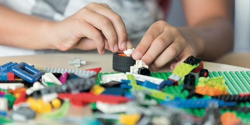 Lego Club at Lake Haven Library