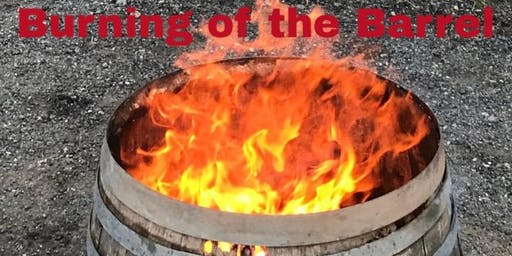 Burning of the Barrel 2019