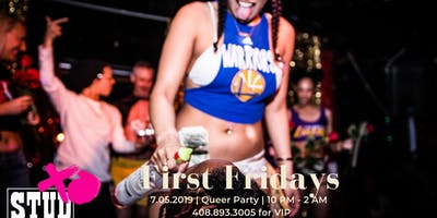 XO First Friday 7.05| ***** Party @ The Stud SF 10pm-2am