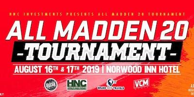 2020 Madden Tournament