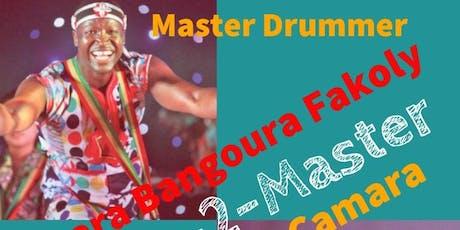 Master-2-Master  tickets