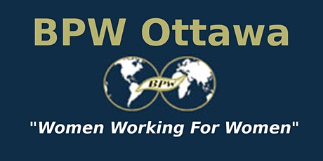BPW Ottawa April General Meeting Tickets