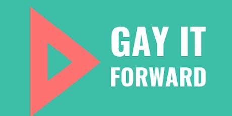 Gay It Forward- CUPS tickets