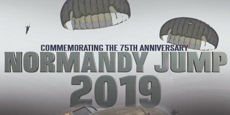 Normandy Jump 2019 Screening - Saturday tickets