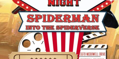 Outdoor movie night 2019 tickets