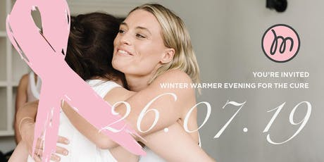 Winter Warmer Evening With Happy Melon | Support the Breast Cancer Research Foundation tickets