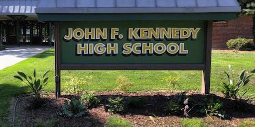 John F. Kennedy High School  Reunion Celebration
