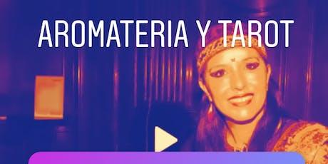 AROMATERAPIA+TAROT CON JIMENA LA TORRE entradas