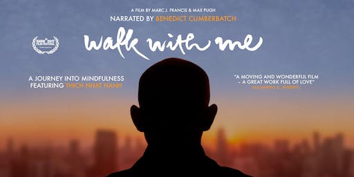 Walk With Me - Encore Screening - Tue 30th July - Geelong