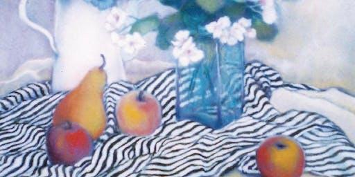 Pastel Still Life Workshop with Elspeth McCombe