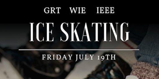 Griffith University - Ice Skating