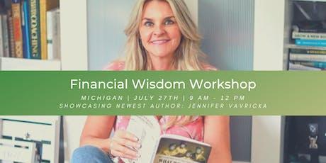 Financial Wisdom Workshop - Michigan tickets