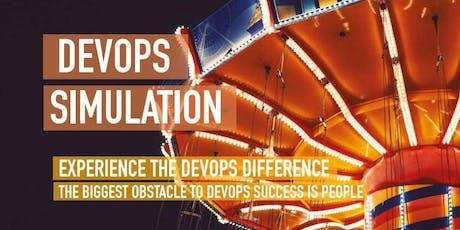 DevOps Training with Simulation Portland tickets