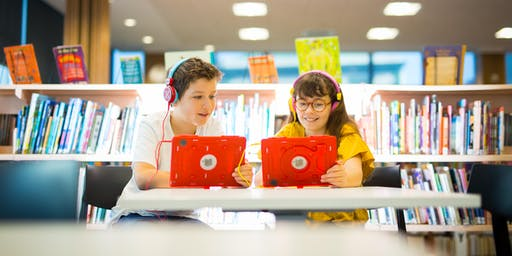 Tech Space @ Hobart Library (Term Three Wednesday Club)