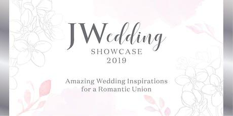 JW Luxury Wedding Showcase 2019 tickets
