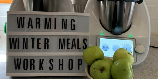Thermomix Warming Winter Meals Workshop